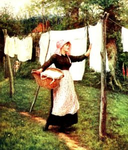カーテンをどうしても洗えない場合には?
